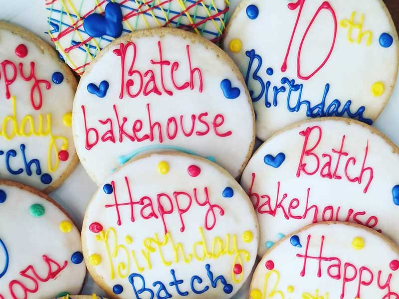 Happy Birthday Batch!