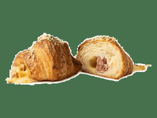 Ham and Gruyere Croissant
