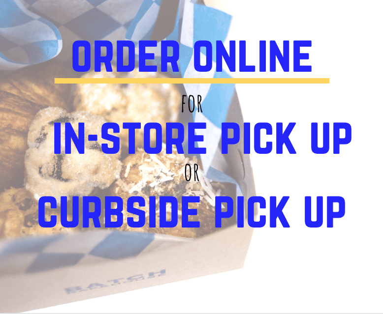 Pick Up & Curbside
